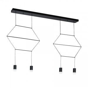 Lámpara Puro Iluminacion | España - DXD-77887-4 - Colgante