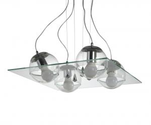 RomaluzGlobos Cristales - 820-4T