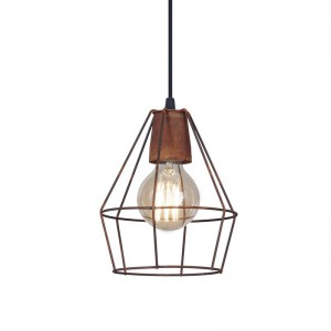 Lámpara San Justo | Cardales Mini Óxido - CJ6541