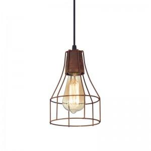 Lámpara San Justo | Cardales Mini Óxido - CJ6551