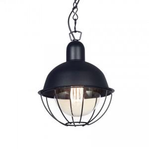 Lámpara San Lorenzo | Mini Galpón - 341-negro
