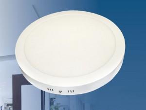 Lámpara Sica | Luminaria LED de montaje superficial - Circular - Plafón