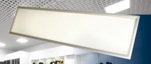 Lámpara Sica | Panel para cielorraso LED - Rectangular - Panel Led