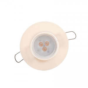 Lámpara Spots Line | E20 PVC - Empotrable