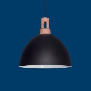 Lámpara Vignolo Iluminación   Alba - LI-8052-NE - Colgante