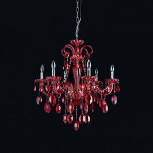 Lámpara Vignolo Iluminación | Araña Cristal L0182-R