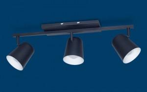 Vignolo IluminaciónBaby - BY-L6-NE - Aplique de techo