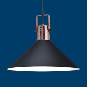 Lámpara Vignolo Iluminación | Harbor - LI-0308NE - Colgante
