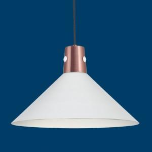 Lámpara Vignolo Iluminación | Muelle - LI-0311-BL - Colgante