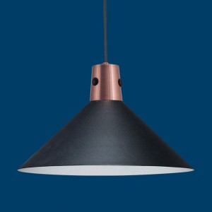 Lámpara Vignolo Iluminación | Muelle - LI-0311NE - Colgante