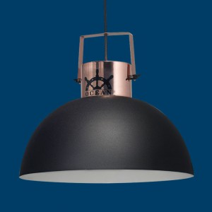 Lámpara Vignolo Iluminación | Ocean - LI-0309-NE - Colgante