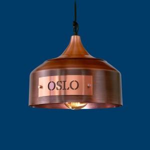 Lámpara Vignolo Iluminación   Oslo - LI-8055-CO - Colgante