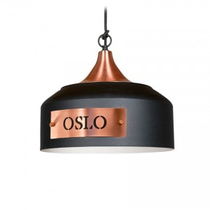 Lámpara Vignolo Iluminación   Oslo - LI-8055-NE - Colgante