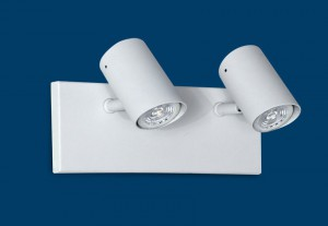Vignolo IluminaciónRodry GU10 - RO-D2-BC - Aplique de pared