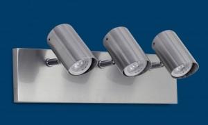Lámpara Vignolo Iluminación | Rodry GU10 - RO-D3-PL - Aplique de pared