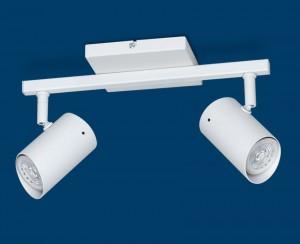 Vignolo IluminaciónRodry GU10 - RO-L5-BC - Aplique de techo