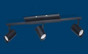 Lámpara Vignolo Iluminación | Rodry GU10 - RO-L6-NE - Aplique de techo
