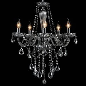 Lámpara Vignolo Iluminación | Smoke - CH1002-AS - Araña