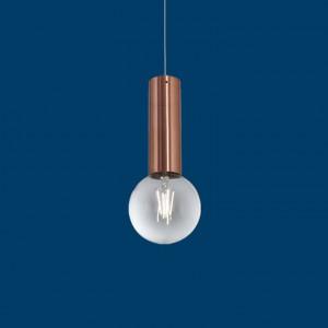 Vignolo IluminaciónTube E27 - TE-0015-CO - Colgante