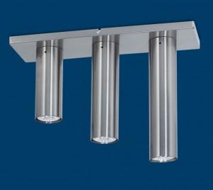 Vignolo IluminaciónTube GU10 - TP-L3-PL - Plafón