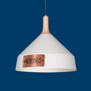 Lámpara Vignolo Iluminación   Viking - LI-0315-BC - Colgante