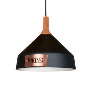 Lámpara Vignolo Iluminación   Viking - LI-0315-NE - Colgante