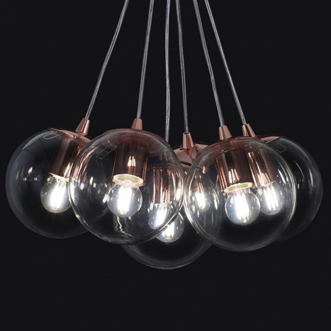 Ara Iluminación - RAM.WATER/6 - Cobre