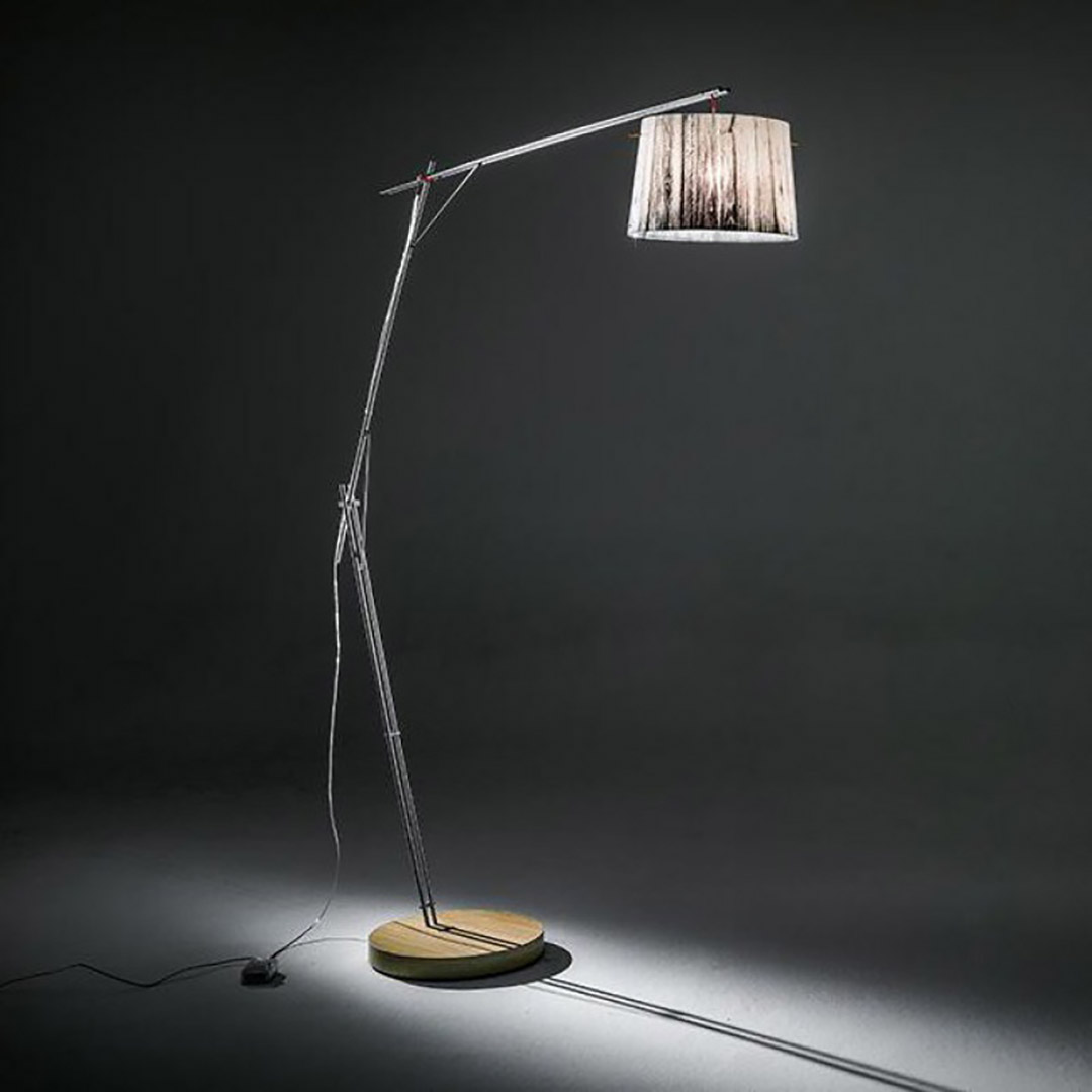 GA iluminación - Woody Floor Lamp-