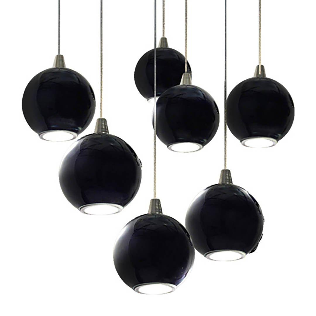 Ara Iluminación - Black/7 - Black