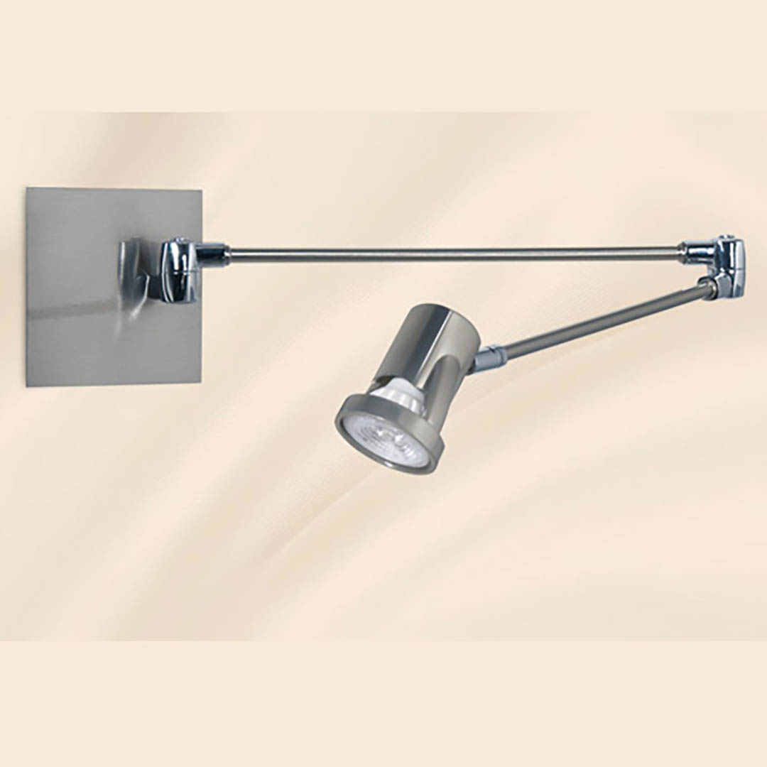 JS Iluminación - Silver - CA101-1