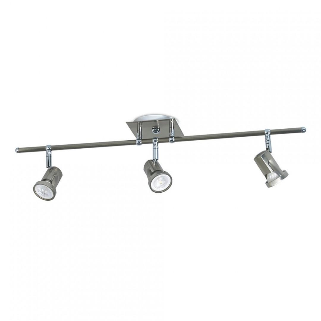 JS Iluminación - S101-3 - Silver