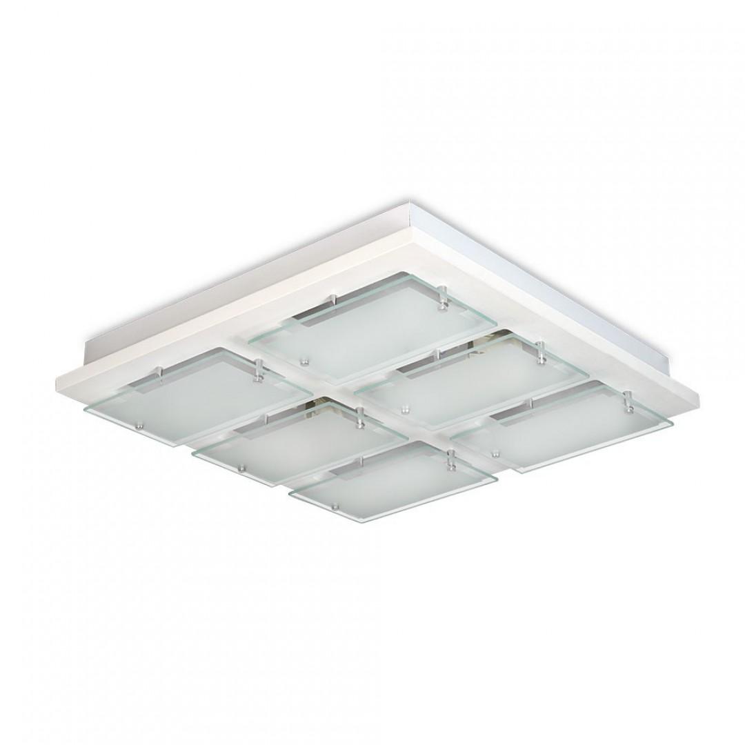 JS Iluminación - Square - PWS/6BCO