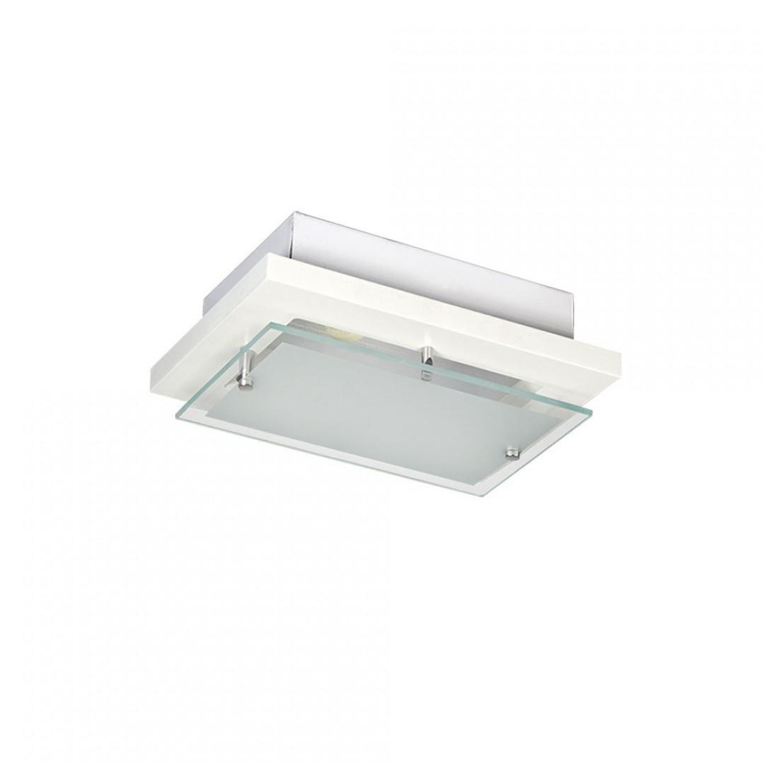 JS Iluminación - Square - PWS/1BCO