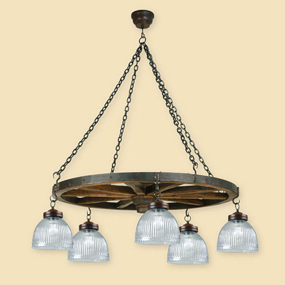 CG Luces - 5010-5 luces - 5010-3 luces - 5010 - Campestre - 5010-4 luces