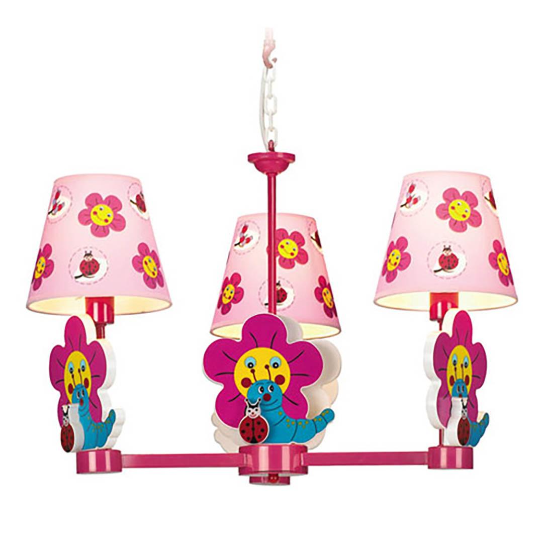 Dabor Iluminación - Florcita-Ax3 - Infantil