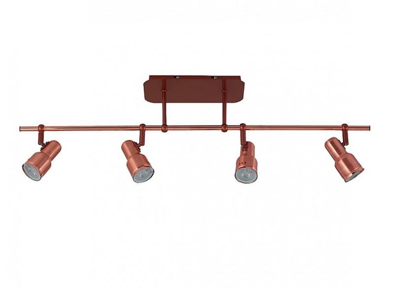 Lomas Lux - Sistema de 4 luces cobre