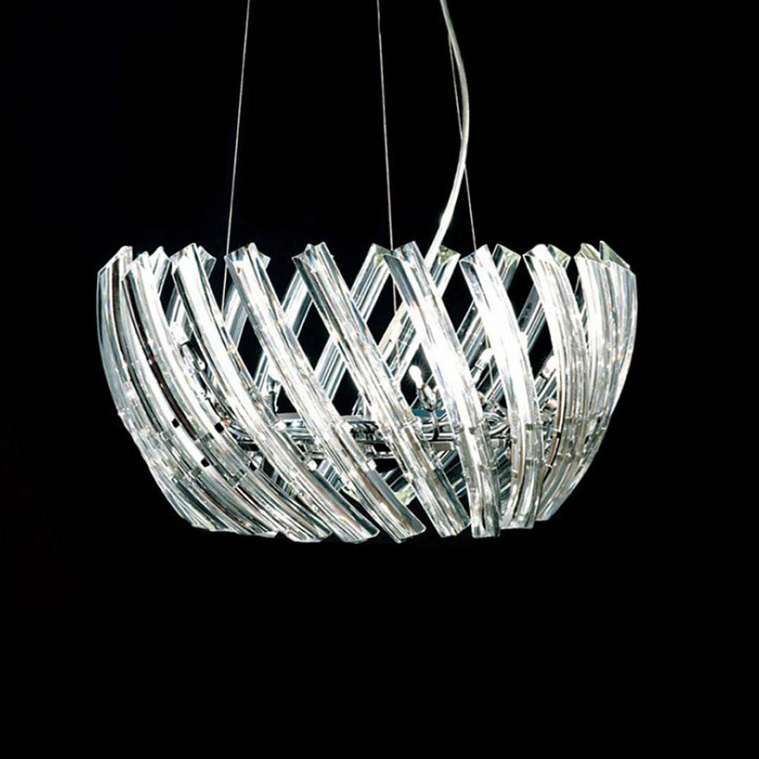 Vignolo Iluminación - Colgante Cristal CH2015
